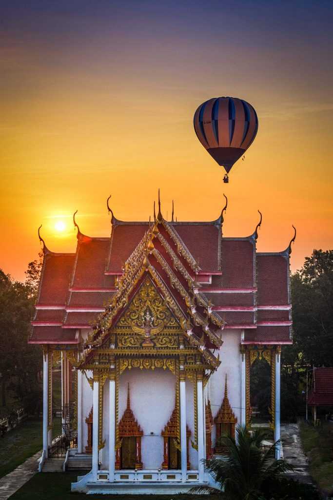 Sun Temple Balloon 2015