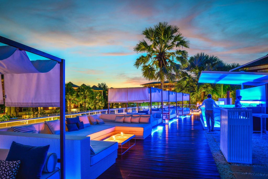 Azure Bar - InterContinental Hua Hin Resort