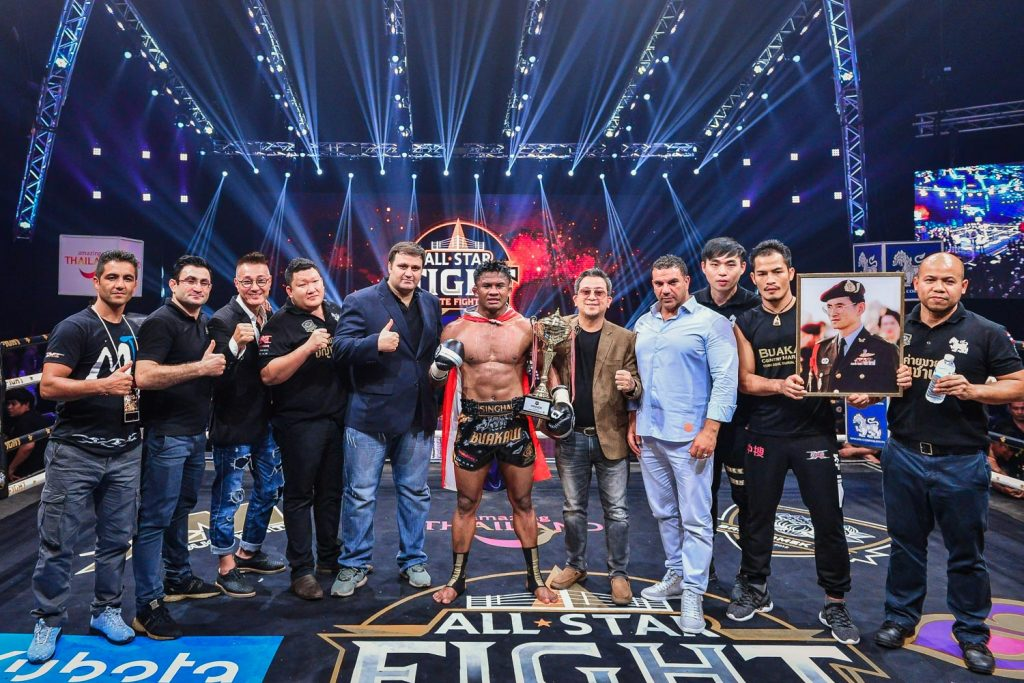All Star Fight Bangkok Event