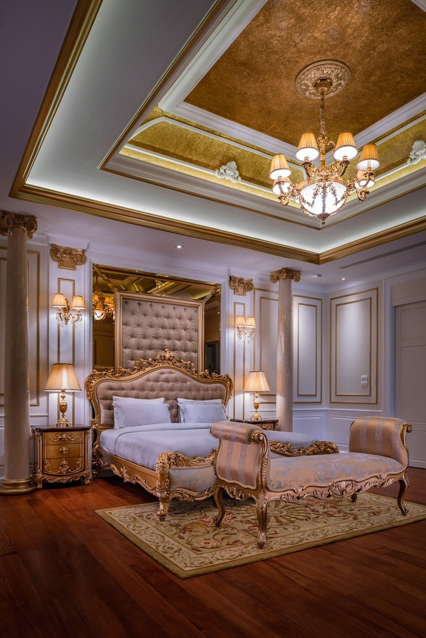Interior Photographer Bed Room