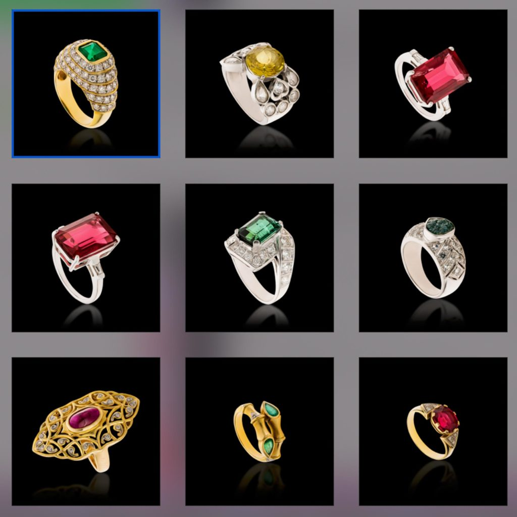 Jewelry Photorapher